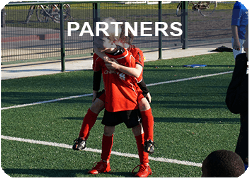 De partners en sponsors van Way To Play voetbalschool